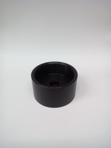 ENBRACK bearing cap, diameter outside/inside: 90mm/73mm, height overall/inside: 59mm/40mm